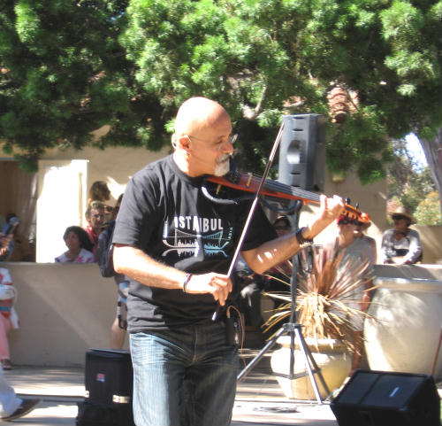 house of turkey fiddler in balboa park
