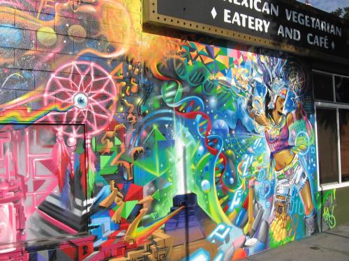 pokez wall mural 01