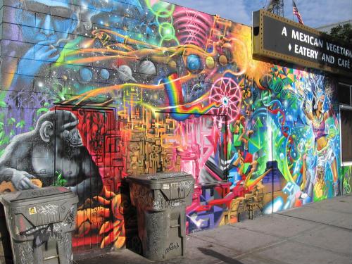 pokez wall mural 02