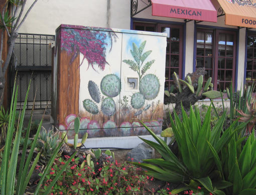 transformer transformed into cacti