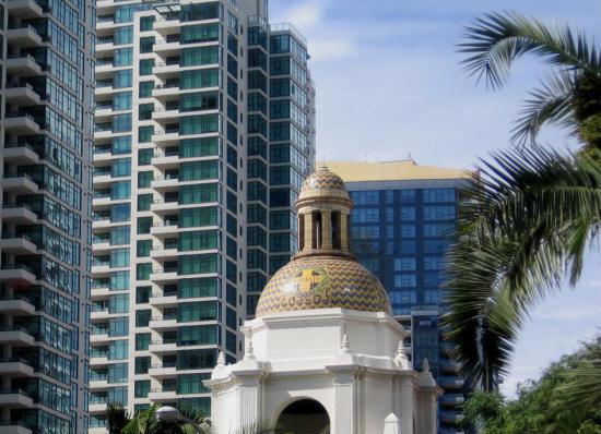 dome of san diego's santa fe depot