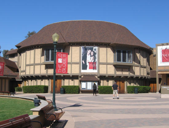old globe theatre in san diego