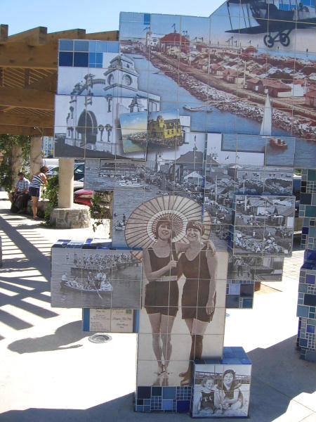 public art shows history of coronado island
