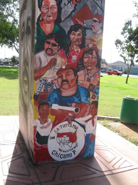 04 Chicano Power represented in art.