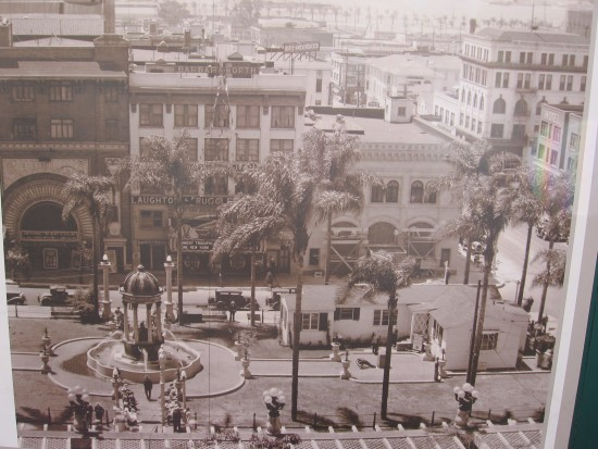 Horton Plaza Park during 1935 California Pacific International Exposition.