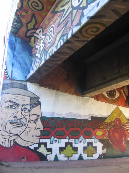 23 Chicano Park has the largest collection of outdoor murals in the country.