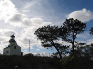 27 One last fond look at the beautiful Cabrillo National Monument lighthouse.