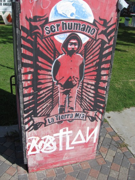 Ser humano, to be human.