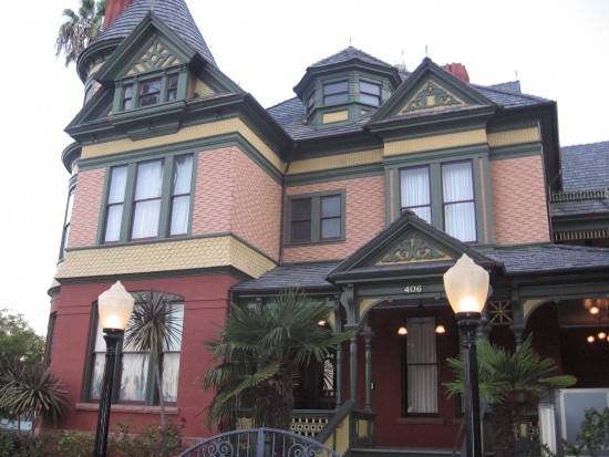 Victorian Reflections Bed And Breakfast Canisteo Ny : One very cool house on bankers hill san diego sights