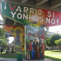 Murals from San Diego's famous Chicano Park.