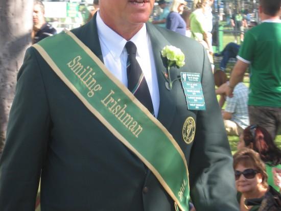 Another Smiling Irishman.