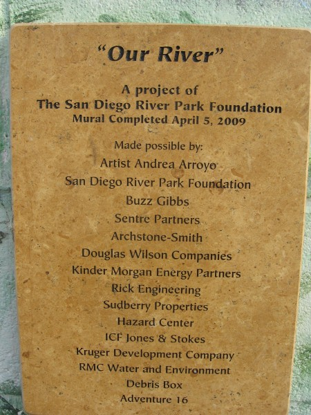 A project of the San Diego River Park Foundation.