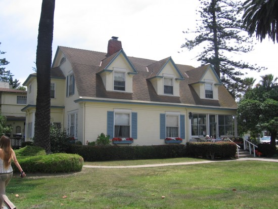 Wizard of Oz author L. Frank Baum rented this house in Coronado.