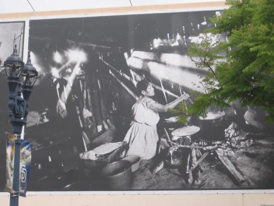 Museum of Outdoor Photographic Art's ArtWall is in East Village.