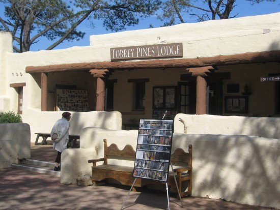 The Lodge at Torrey Pines State Reserve is a must see!