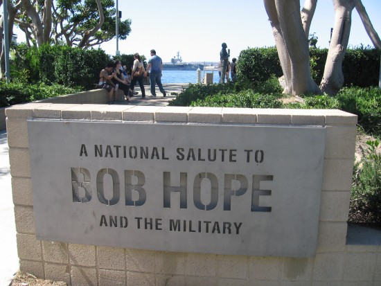 A national tribute to Bob Hope and the military.