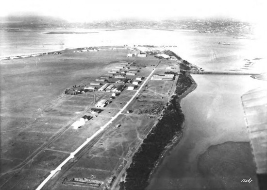Rockwell Field in 1924.