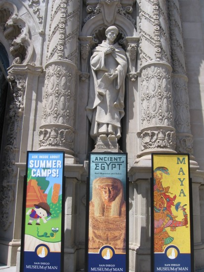 Three exhibits running at the Museum of Art.