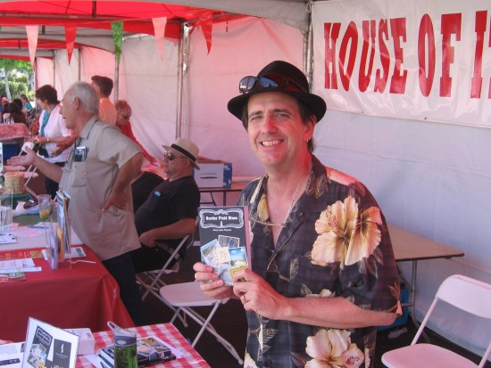 Local novelist Corey Lynn Fayman sold some books!