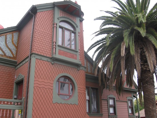 Fantastic house in Sherman Heights is supposedly haunted.