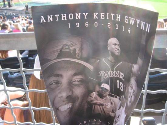 Anthony Keith Gwynn, 1960-2014