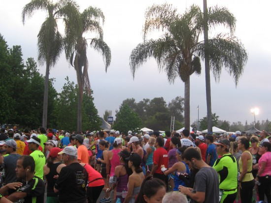 Thousands are ready to race at Rock 'n Roll Marathon.