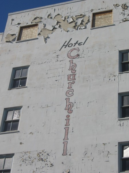 Touristy hotel was built for 1915 Panama California Exposition.