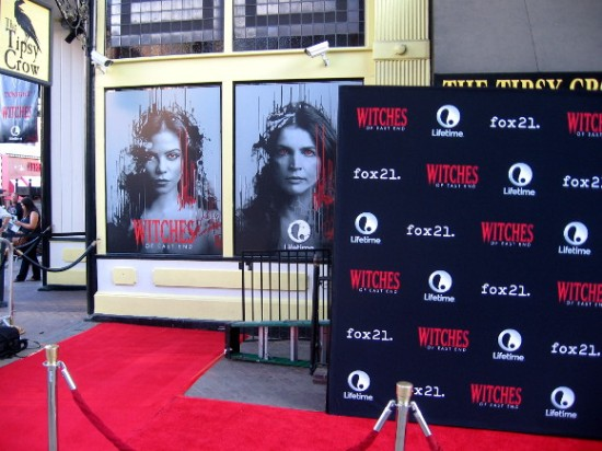 Lifetime Channel is to hold a Witches event tonight in San Diego.
