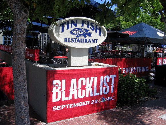 Gaslamp's Tin Fish restaurant to be taken over by the Blacklist.
