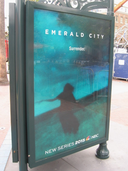 Emerald City will be a new NBC TV series.