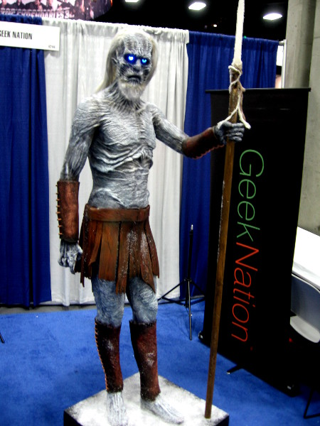 Geek Nation did a fine job creating this fellow.