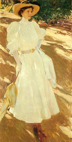 María at La Granja, courtesy San Diego Museum of Art.