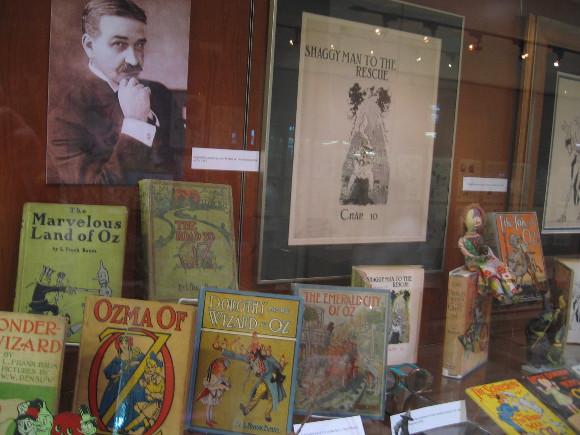 L. Frank Baum authored many fantastic children's books.