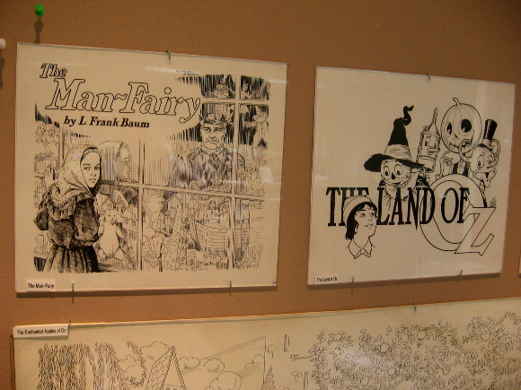 More artwork based on the fairy tale creations of L. Frank Baum.