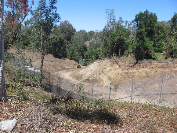 Canyon in Balboa Park to be site of San Diego Zoo employee parking structure.