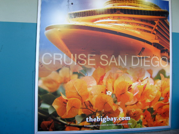 Cruise San Diego! It's a beautiful place!