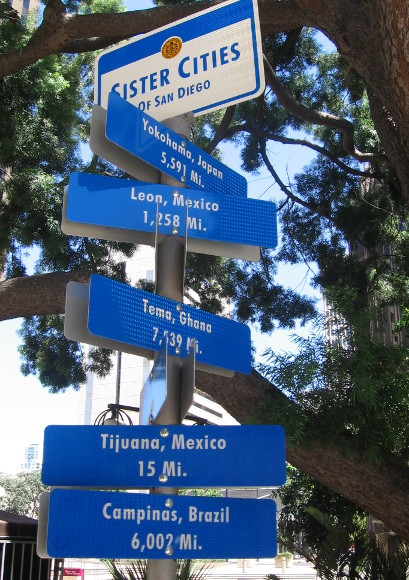 More San Diego sister cities around the world.