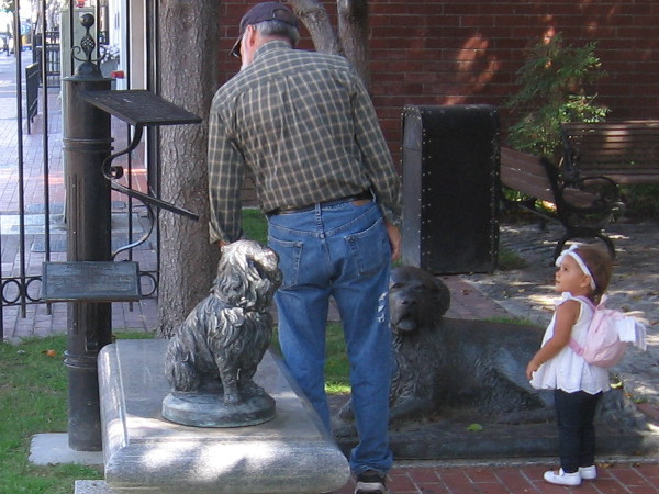 Bum sculpture recalls a wonderful chapter of San Diego's rich history.