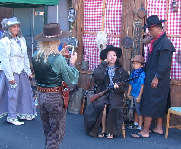 Festival celebrates the diverse and fascinating early history of San Diego.