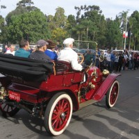 1915 Road Race vintage car show in Balboa Park!