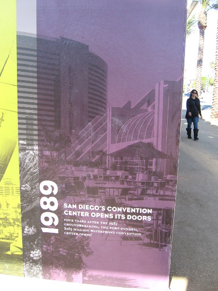 1989: San Diego Convention Center opens.