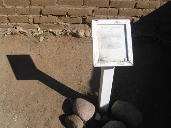 Bill Marshall and Juan Verdugo were hanged nearby.