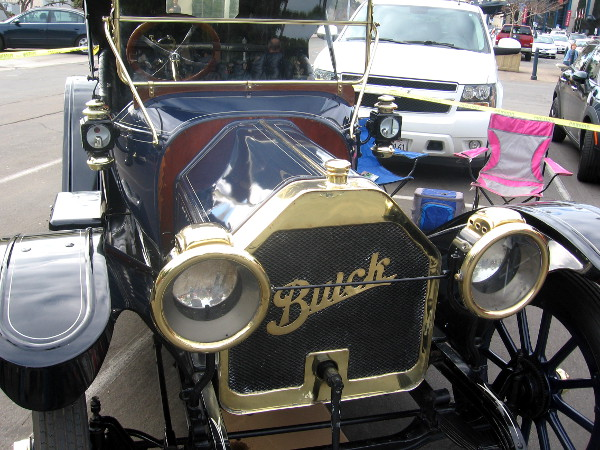 This isn't your father's Buick. But it might have been driven by the grandparents!