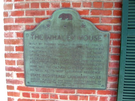 The luxurious Whaley House served as granary, store, courthouse, school and theater.