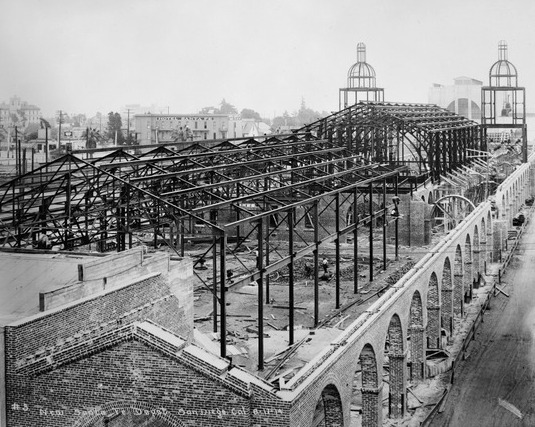 Hundred Year Old Photos Of Santa Fe Depot Cool San Diego Sights