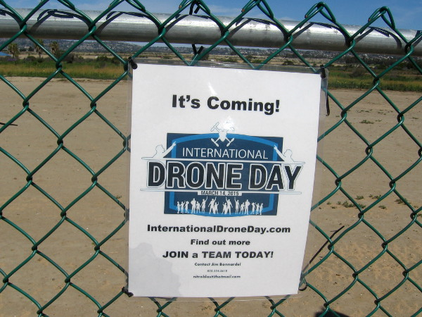International Drone Day in San Diego brought out a bunch of serious hobbyists.