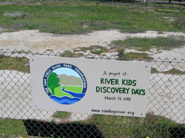 A project of River Kids Discovery Days on March 14, 2015.