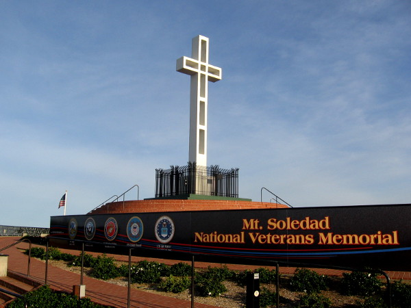 The Mt. Soledad National Veterans Memorial is a place of moving stories, and many heroes.