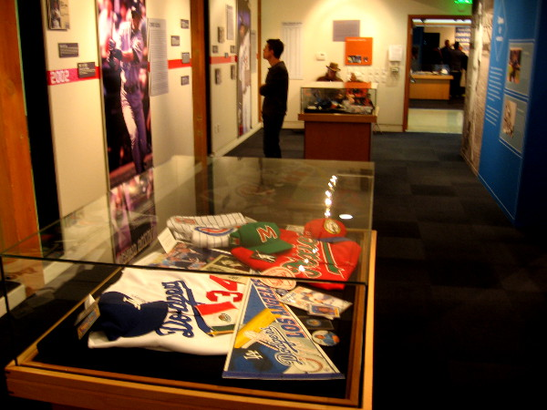 The New Americans Museum at NTC Liberty Station opens an important exhibit. Becoming All-American Diversity, Inclusion, and Breaking Barriers in Major League Baseball.