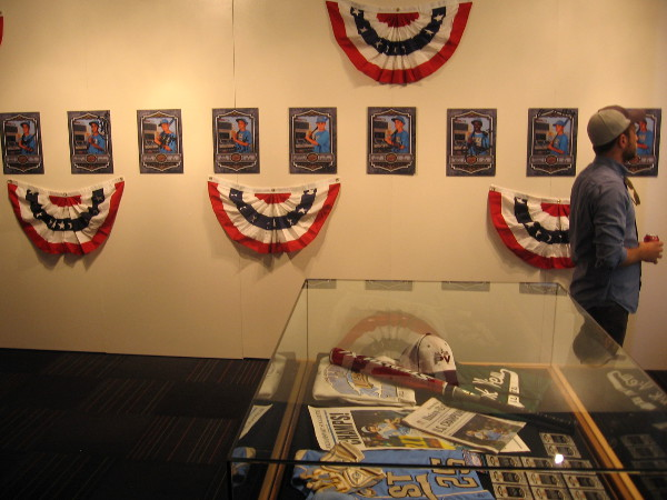From the South Bay to the World Series, a very special exhibit at the New Americans Museum.
